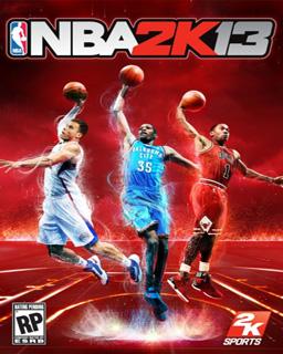 NBA 2K13 krabice