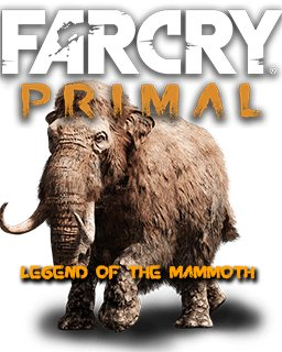 Far Cry Primal Legend of the Mammoth krabice