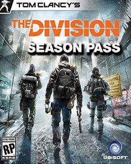 Tom Clancys The Division Season Pass krabice