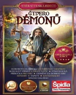 Čtvero démonů Sběratelská edice