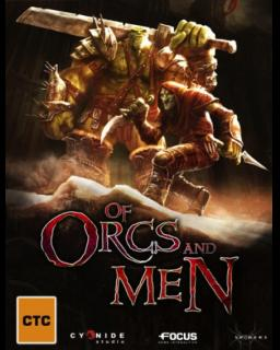 Of Orcs and Men krabice