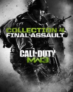 Call of Duty Modern Warfare 3 Collection 4 krabice