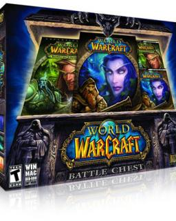 World of Warcraft Battlechest + 30 Dní krabice