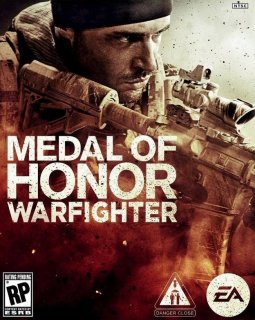 Medal of Honor Warfighter krabice