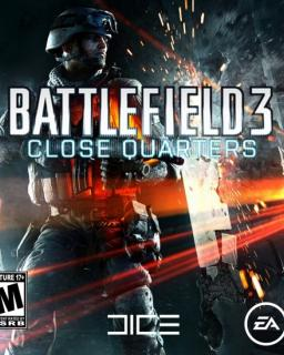Battlefield 3 Close Quarters krabice