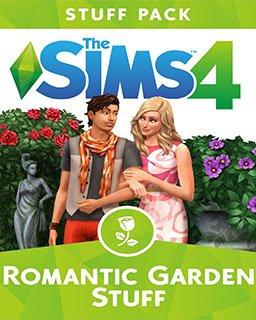 The Sims 4 Romantická zahrada