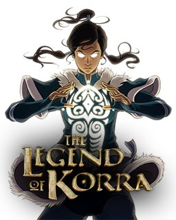 Legend of Korra krabice