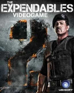 The Expendables 2 Videogame krabice
