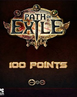 Path of Exile 100 Points krabice