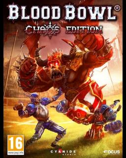 Blood Bowl Chaos Edition krabice