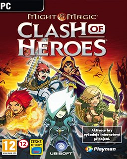 Might and Magic Clash of Heroes + I Am the Boss DLC PC – digitální verze