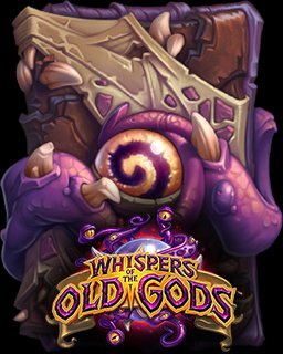 15x Hearthstone Whispers of the Old Gods krabice