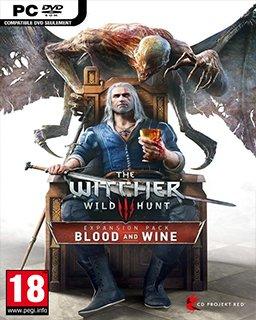 Zaklínač 3 O víně a krvi krabice