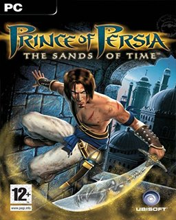 Prince of Persia The Sands of Time krabice