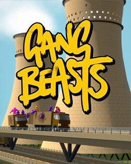 Gang Beasts krabice