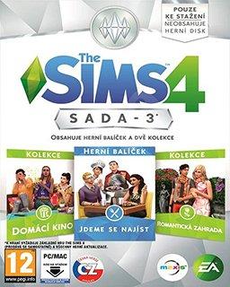 The Sims 4 Bundle Pack 3 PC – digitální verze