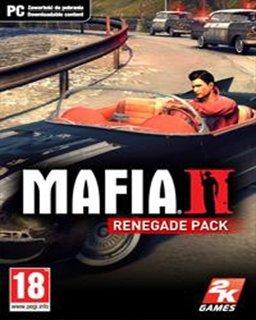Mafia 2 DLC Pack Renegade krabice