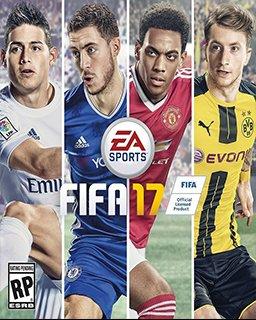 FIFA 17 krabice
