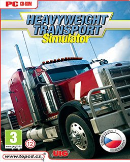 Heavy Weight Transport Simulator 3 krabice