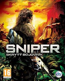 Sniper Skrytý bojovník krabice