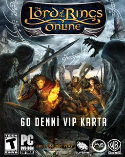 The Lord of the Rings Online 60 denní VIP