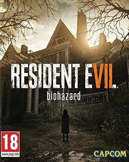 Resident Evil 7 krabice