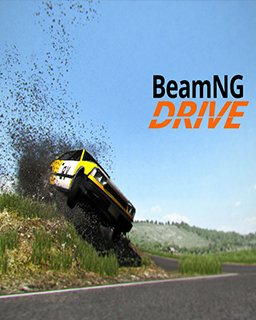 BeamNG.drive krabice