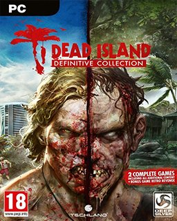 Dead Island Definitive Collection krabice