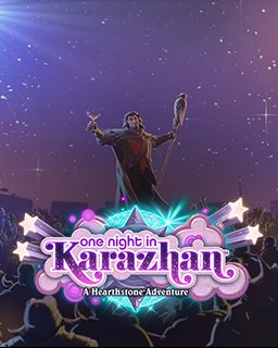 Hearthstone One Night in Karazhan krabice