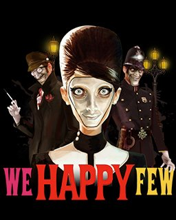 We Happy Few krabice