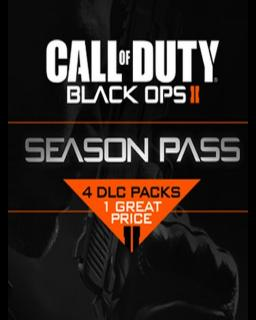 Call of Duty Black Ops 2 Season Pass krabice