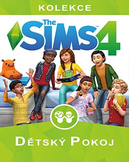 The Sims 4 Dětský pokoj