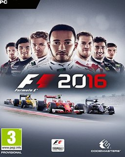 F1 2016 krabice