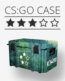 Counter Strike Global Offensive Náhodný skin *** krabice
