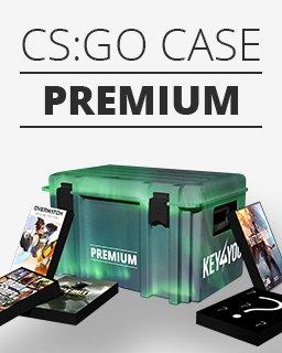 Counter Strike Global Offensive Náhodný skin Premium krabice
