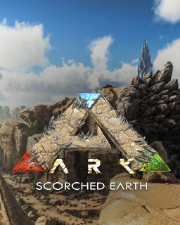 ARK Scorched Earth DLC krabice