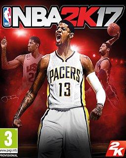 NBA 2K17 krabice