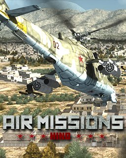 Air Missions HIND krabice