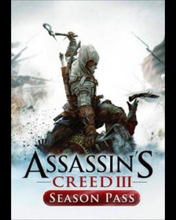 Assassins Creed 3 Season Pass Steam krabice