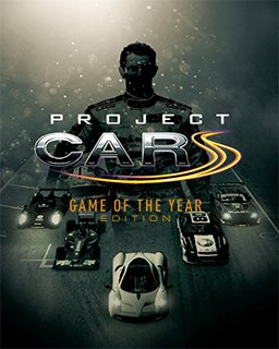 Project CARS Game of the Year Edition krabice