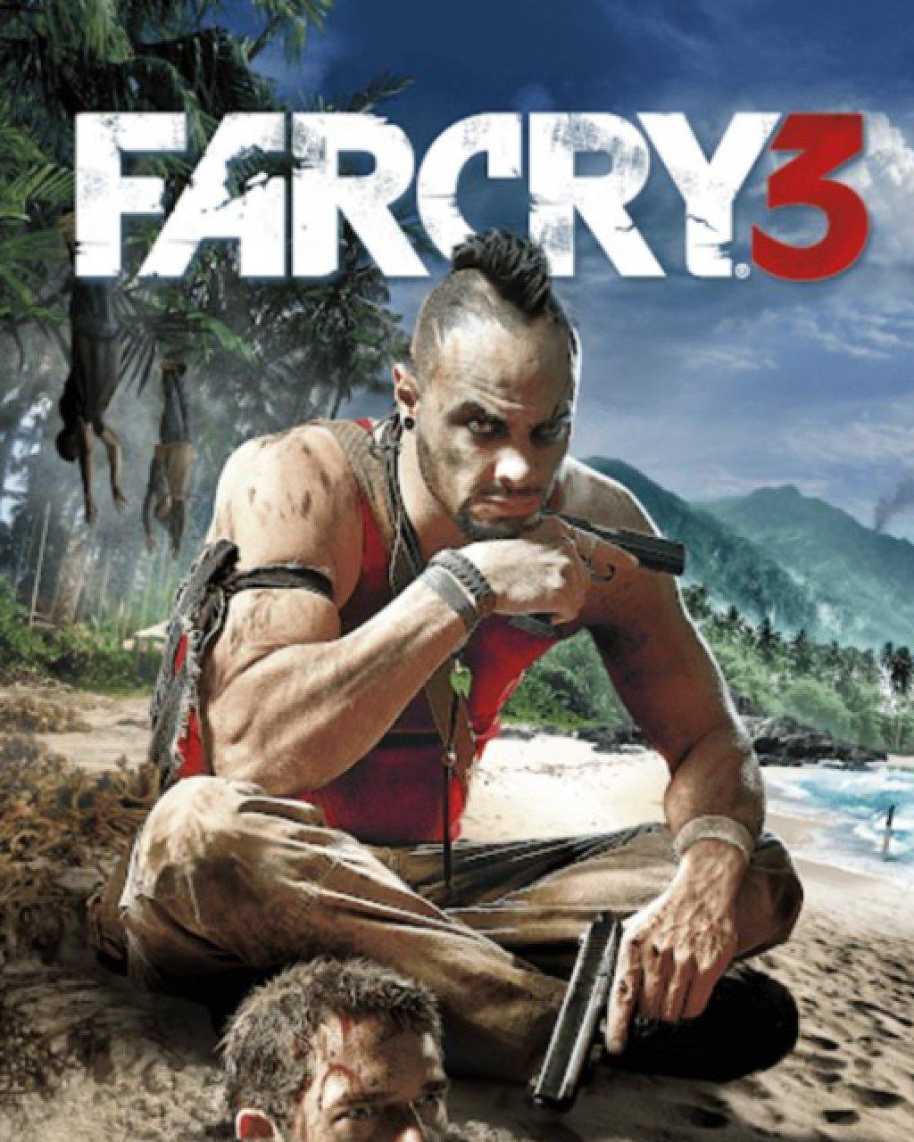 Far Cry 3 krabice