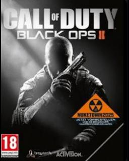 Call of Duty Black Ops 2 + Nuketown 2025 krabice