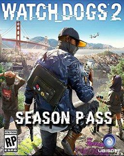 Watch Dogs 2 Season pass krabice
