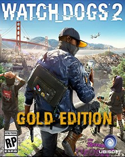 Watch Dogs 2 Gold Edition krabice