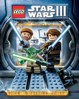 LEGO Star Wars III The Clone Wars krabice