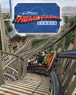 Theme Park Studio krabice