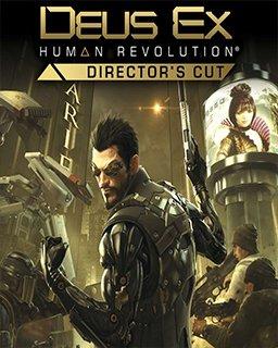 Deus Ex Human Revolution Directors Cut krabice