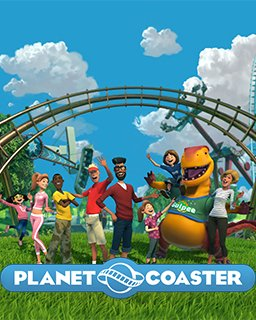 Planet Coaster krabice
