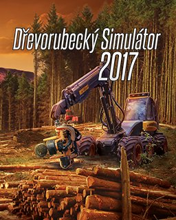 Dřevorubecký Simulátor 2017 krabice