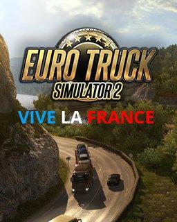 Euro Truck Simulátor 2 Vive la France ! krabice